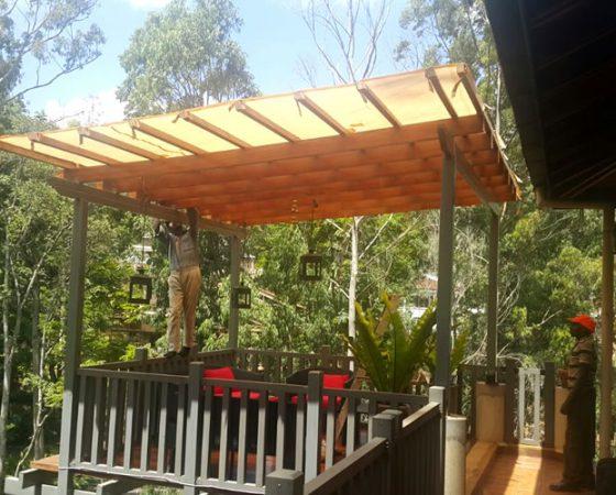 Canopies/Pergola
