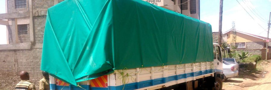 Tarpaulins/Vehicle Covers