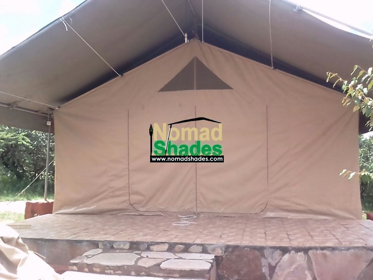 C&ing Tents & Camping Tents - Nomad Shades Ltd