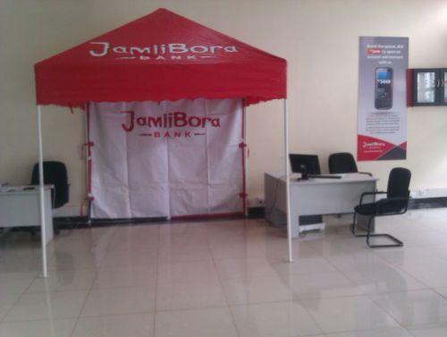 nomad exhibition tent jamii bora