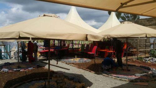 nomad umbrella parasol