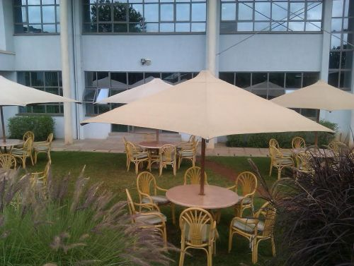 nomad umbrella or parasol